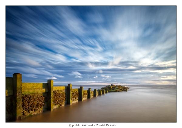 Coastal Defence by Philpot