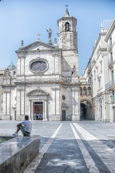 Basilica de la Merce by jimobee