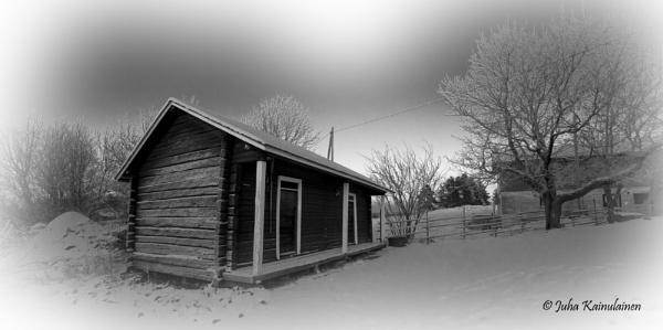 Yard granary by jupokoo