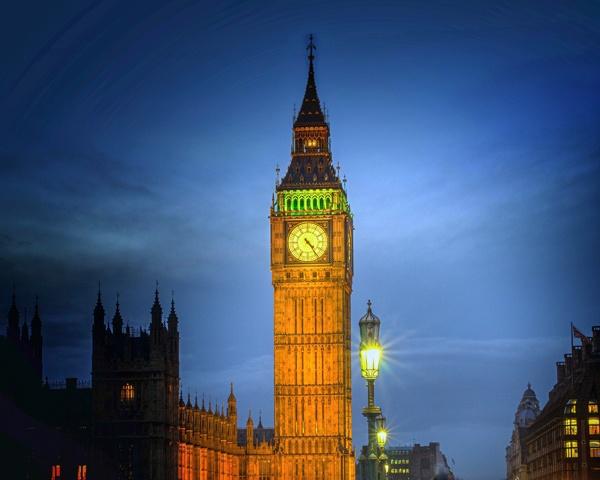 Westminster by victorburnside