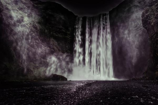 Skogafoss, Iceland by stevewlb