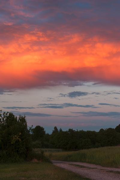 Sunset Clouds by Igmugleza