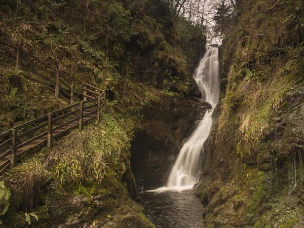 Waterfall by RayBrady