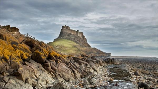 Lindisfarne Castle by Somerled7