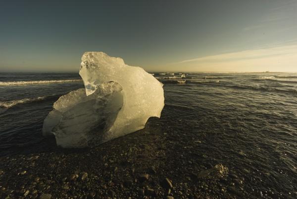 Jokulsarlon Glacier Lagoon, Iceland by indicator7