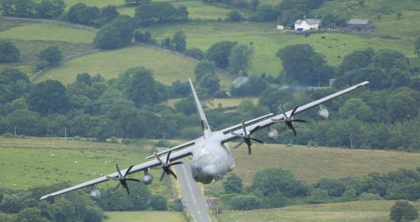 MC-130J Mach Loop by Matthew_Leyshon