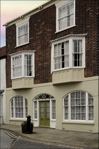 House Front - Bridlington by bigwheels