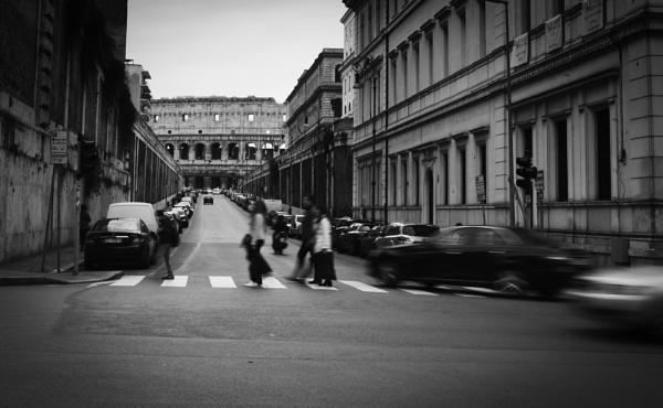 Rome by JonnyNI