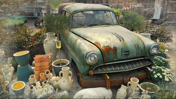 Opel. by colijohn