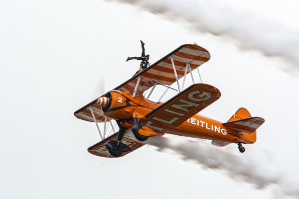 Breitling Wing Walker by jimobee
