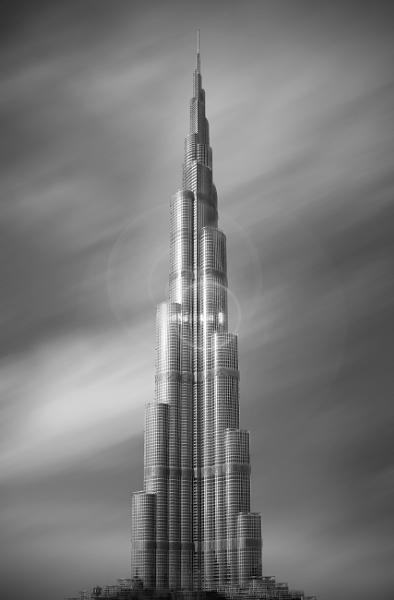 Burj Khalifa by TheShaker