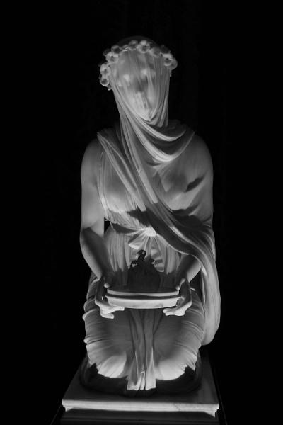Statue by DaveRyder