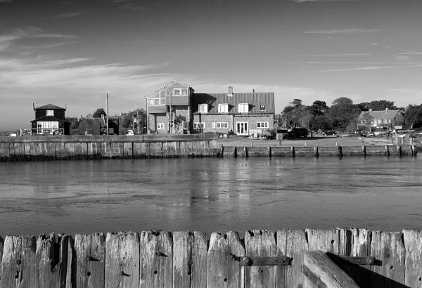 Across the Blyth to Walberswick by NevJB