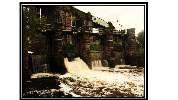 Northwich via duct by IreneClarke