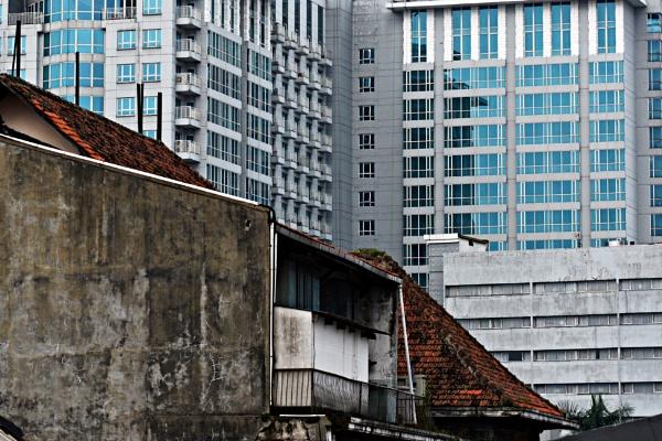 Bandung Urban City by pptbudi