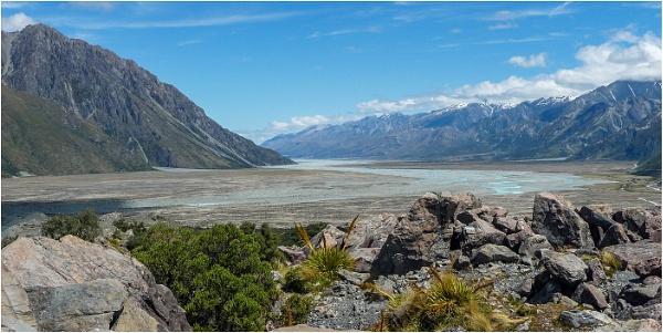 Tasman Valley by Leedslass1