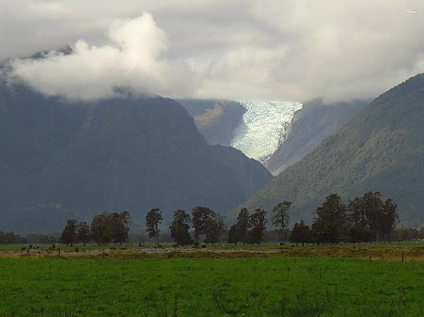 Fox Glacier 3 by DevilsAdvocate