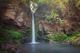 Katibawasan Falls, Camiguin Island, Philippines