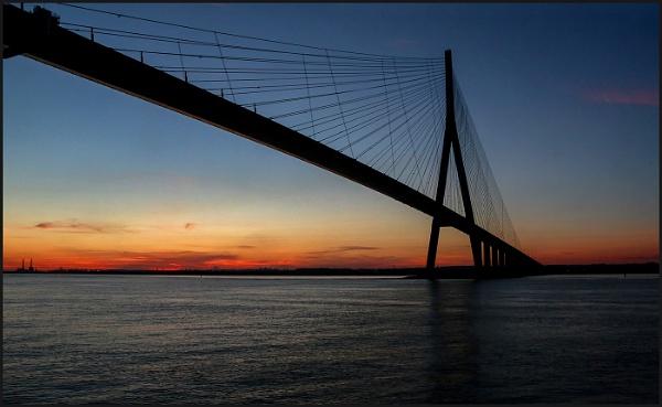 Normandy Bridge by fentiger