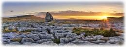 Sunrise on Scales Moor