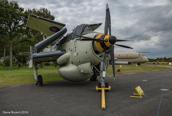 Fairey Gannet AEW by yorkie1964
