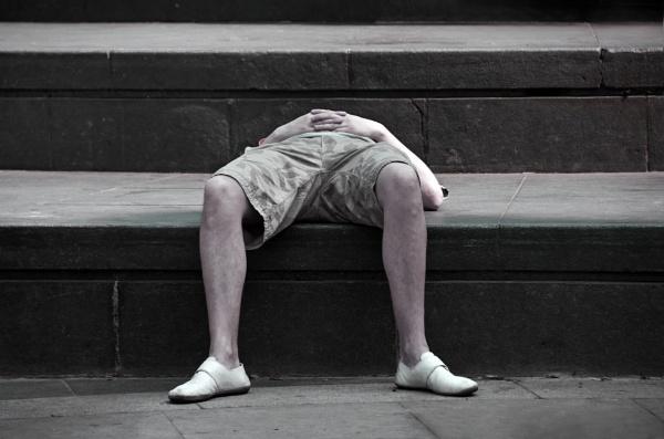 Relaxing Figure by steebi