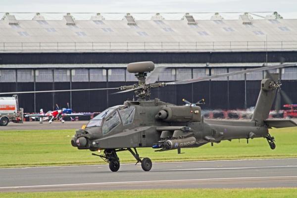 Apache by russmac