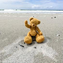 On Homore Beach