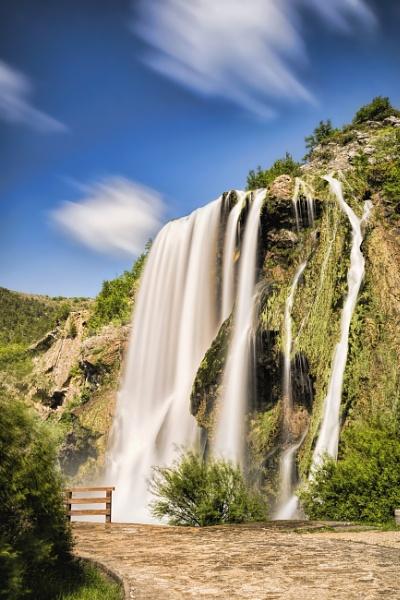 Silky Waterfall by Archangel72