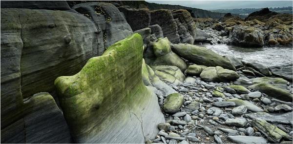 Rock wall by notsuigeneris