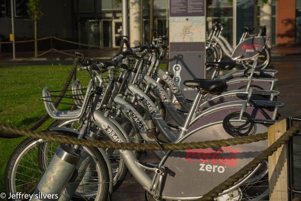 No, not Boris\' bikes by cats_123