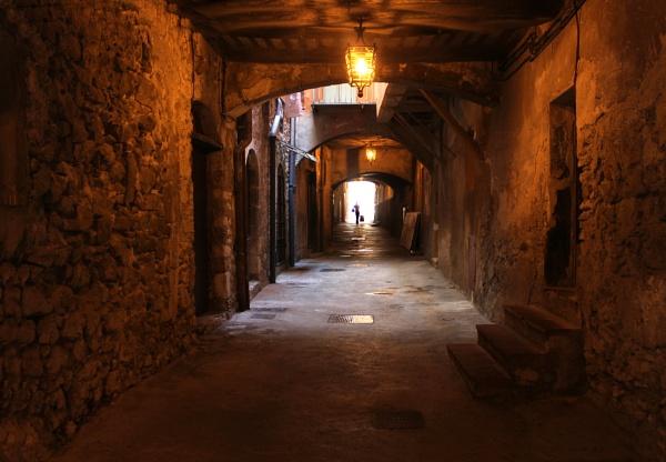 Underground Road by nanpantanman