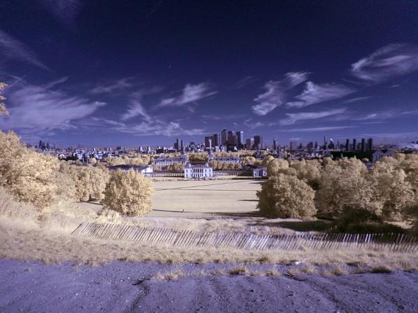 Greenwich Park IR by dudders82