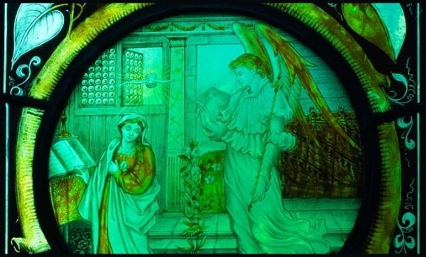 The Annunciation by JawDborn