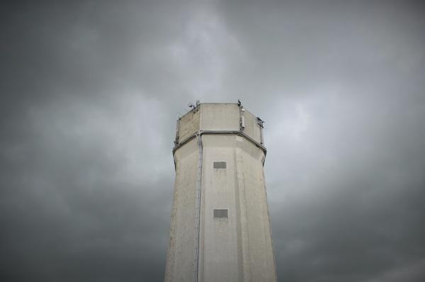 water tower by cdnikon