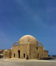 The Mosque, Chania, Crete