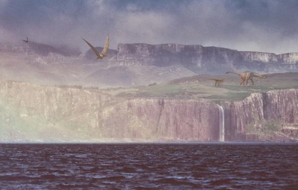 Jurassic coastline by hrsimages
