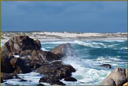 Atlantic Ocean, Saldanha, South Africa.