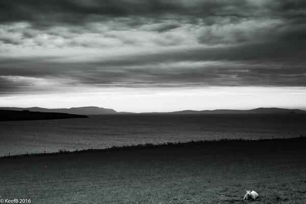 Scapa  Flow Sky by MadVillPics