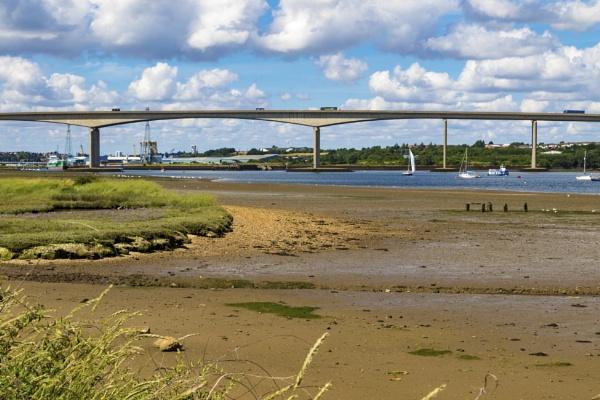 Orwell Bridge by CharingPaul