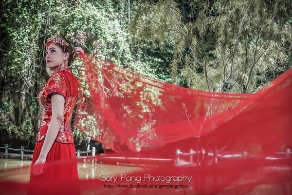 Chinse  pre-wedding by Garypkk