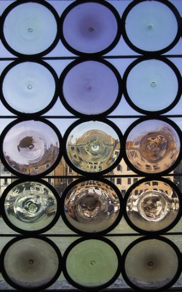 Through the round window by reededdie