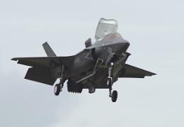 F35B Hovering