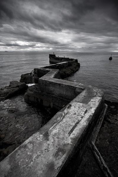 St Monans Pier by Osool