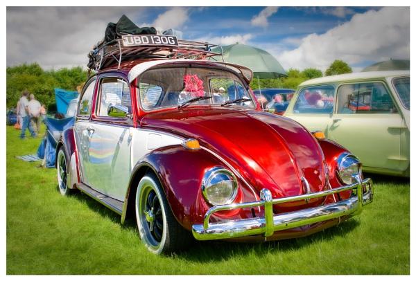 VW Beetle by minelab