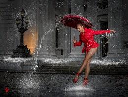 Red Rain Dancer