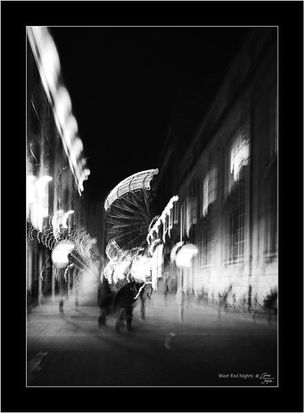 West End Nights by LynneJoyce