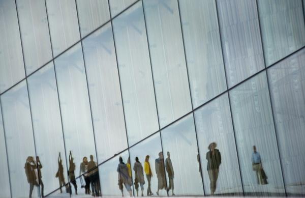 Oslo Opera Hse by rontear
