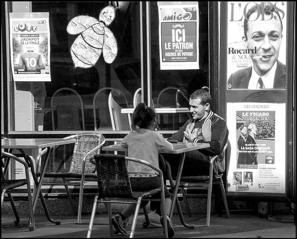 Breakfast in Rouen by fentiger