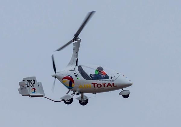 Gyrocopter by Gordonsimpson